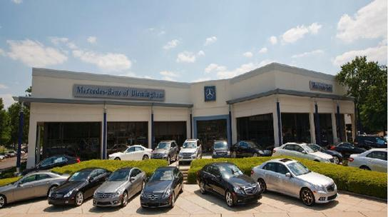 mercedes benz of birmingham car dealership in hoover al