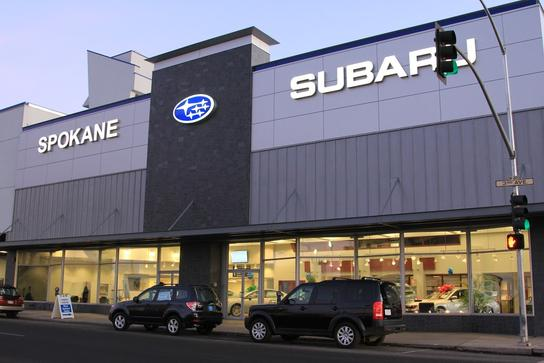 Subaru of Spokane