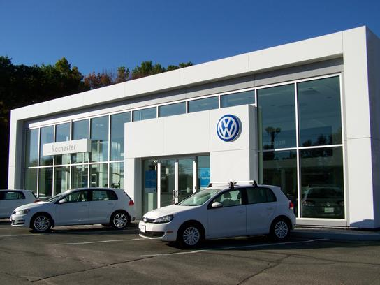 Volkswagen Of Rochester Nh Rochester Nh 03867 Car
