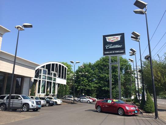 Portland Cadillac car dealership in PORTLAND, OR 97225 ...