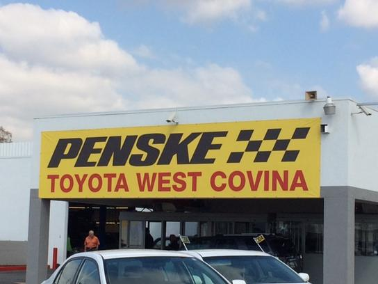 penske toyota of west covina west covina ca 91791 1909 car dealership and auto financing. Black Bedroom Furniture Sets. Home Design Ideas