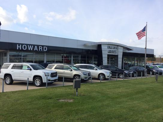 Howard Buick Gmc Elmhurst Il 60126 1408 Car Dealership