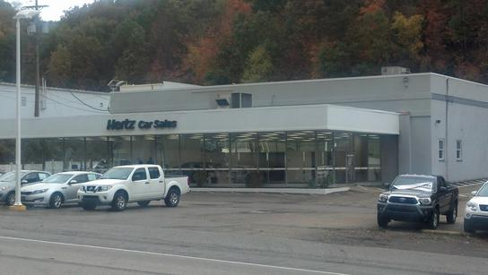 Hertz Car Rental Pittsburgh Pa