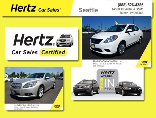 Hertz Car Sales Seattle >> Hertz Car Sales Seattle : BURIEN, WA 98168-3422 Car ...