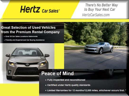 hertz car sales seattle burien wa 98168 3422 car dealership and auto financing autotrader. Black Bedroom Furniture Sets. Home Design Ideas