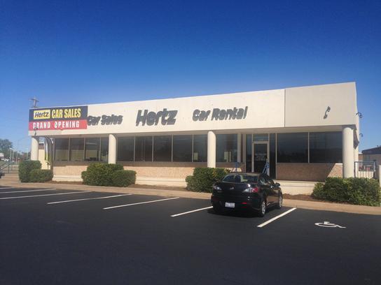 Hertz Rental Car Sales Oklahoma City