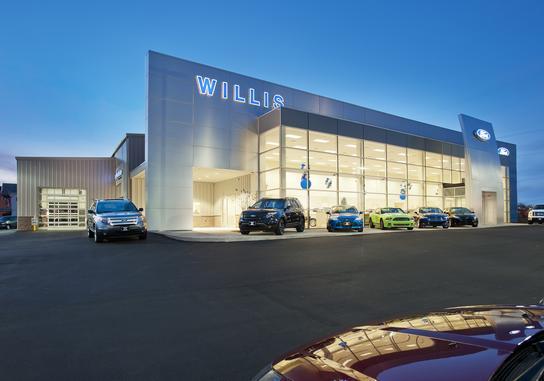 Willis Ford Car Dealership In Smyrna De 19977 1544 Kelley Blue Book