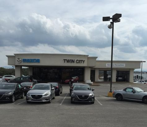 twin city mazda alcoa tn 37701 car dealership and auto