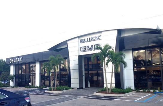 Delray Buick GMC in Delray Beach, FL | New & Used Car ...