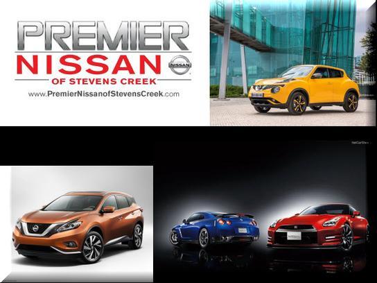 premier nissan of stevens creek santa clara ca 95051 6660 car dealership and auto financing. Black Bedroom Furniture Sets. Home Design Ideas