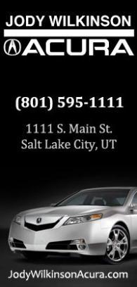 jody wilkinson acura salt lake city ut 84111 car dealership and auto financing autotrader. Black Bedroom Furniture Sets. Home Design Ideas