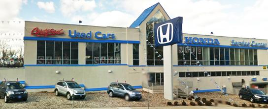Yonkers honda yonkers ny 10710 2400 car dealership and for Yonkers honda service center