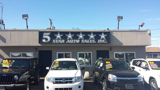 5 star auto sales inc modesto ca 95351 car dealership