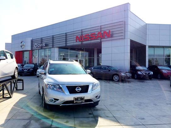 Lithia Nissan of Clovis 2