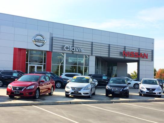 Lithia Nissan of Clovis 3