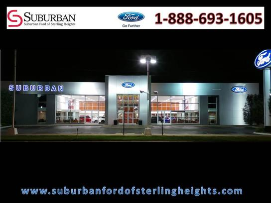 Suburban Ford of Sterling Heights