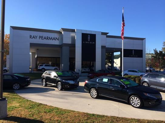 Ray Pearman Lincoln : Huntsville, AL 35805 Car Dealership ...