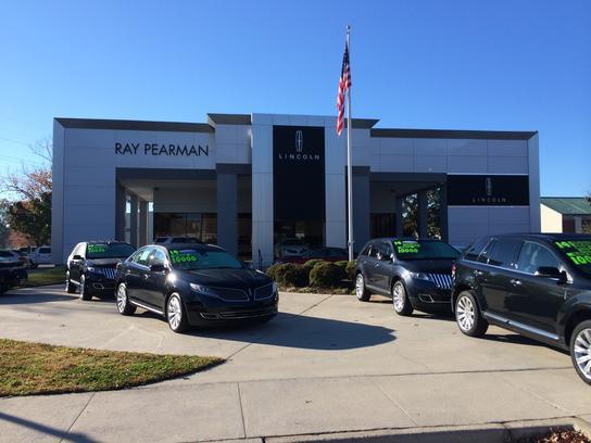 Ray Pearman Used Cars >> Ray Pearman Lincoln : Huntsville, AL 35805 Car Dealership