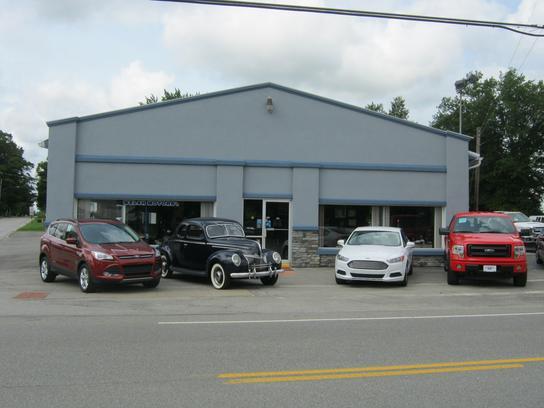 Welsh Motors Inc Car Dealership In New Springfield Oh