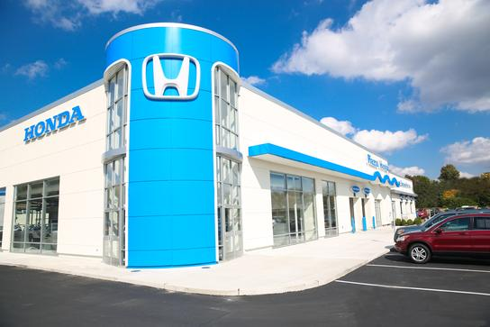 piazza honda of springfield car dealership in springfield