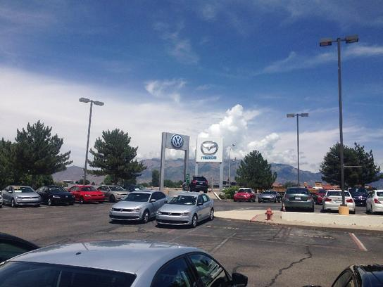 university volkswagen mazda albuquerque nm 87109 car dealership and auto financing   autotrader