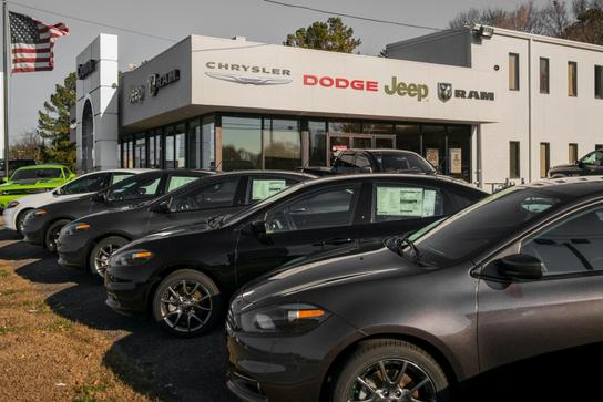 Crown Chrysler Dodge Jeep of Cleveland 2