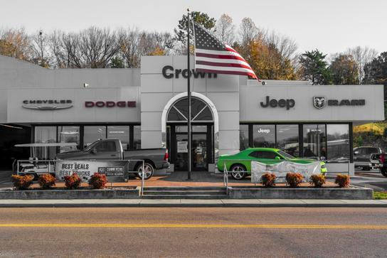 Jeep Dealers Cleveland >> Crown Chrysler Dodge Jeep of Cleveland car dealership in ...