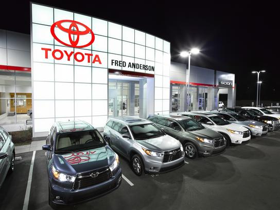 Fred Anderson Toyota of Columbia 1