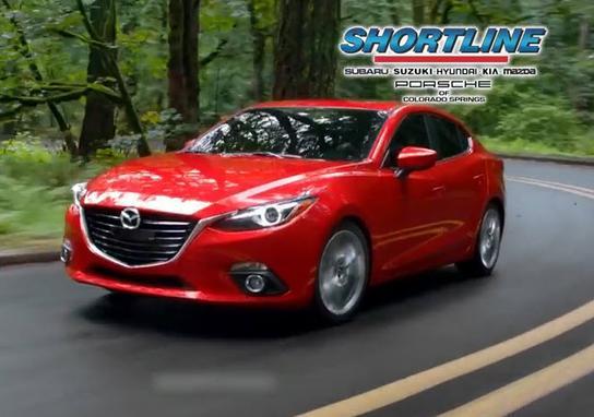 Shortline Mazda 1