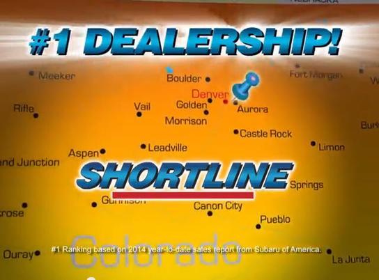 Shortline Mazda 3