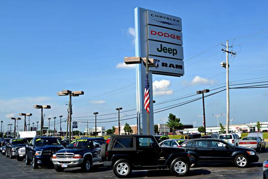 Transitowne Dodge Chrysler Jeep Ram Dealer Williamsville