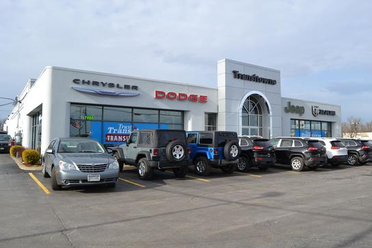 Transitowne Dodge Chrysler Jeep Ram of Williamsville