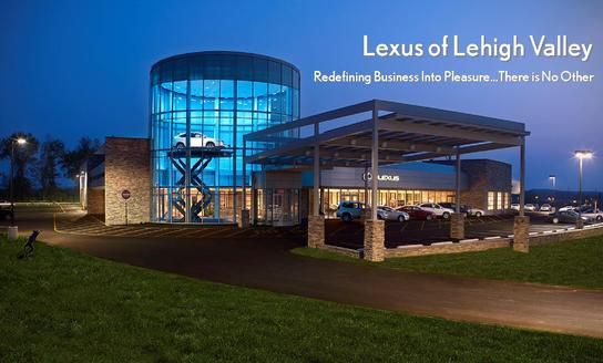 Lexus of lehigh valley lexus dealer car dealership in for Honda dealer allentown pa