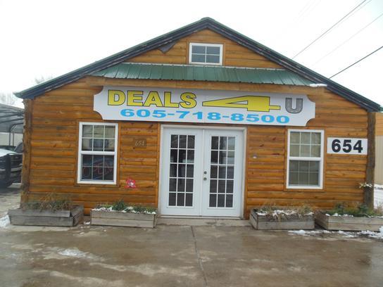 deals 4u rapid city sd 57701 car dealership and auto financing autotrader. Black Bedroom Furniture Sets. Home Design Ideas