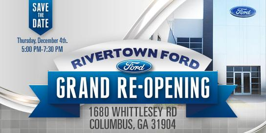 Rivertown Ford : Columbus, GA 31904 Car Dealership, and ...