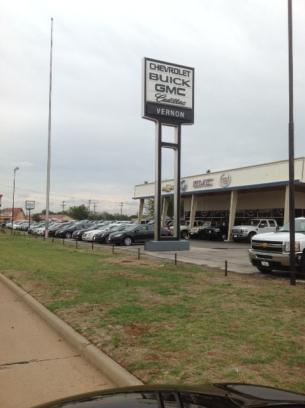 Rental Cars In Vernon Tx