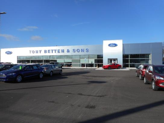 Tony Betten & Sons Ford