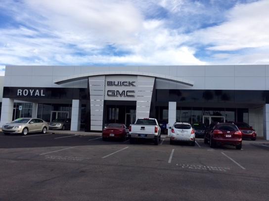 Royal Buick GMC of Tucson - Buick, GMC, Cadillac, Service Center ...