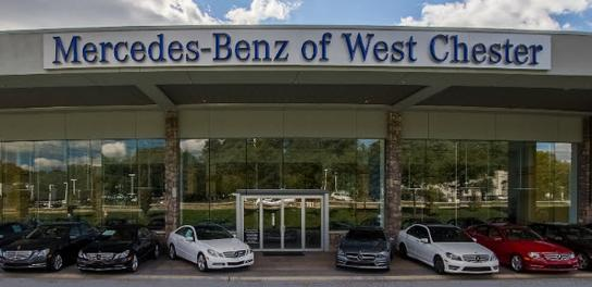 mercedes benz of west chester car dealership in west
