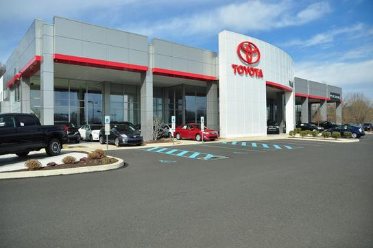 Team Toyota Scion of Langhorne 1