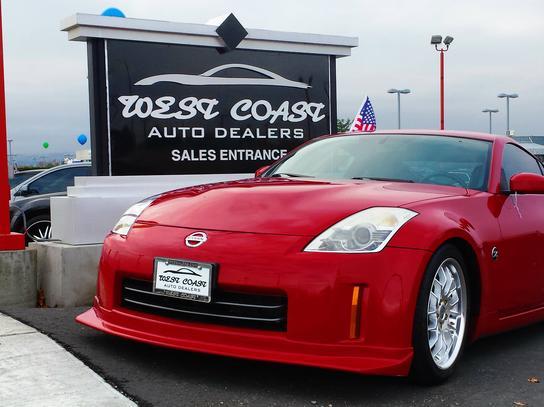 west coast auto dealers car dealership in pasco wa 99301 kelley blue book. Black Bedroom Furniture Sets. Home Design Ideas