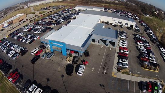Car Dealers In Paris Ky >> Dan Cummins Chevrolet Buick car dealership in Paris, KY 40361 - Kelley Blue Book