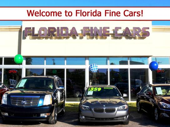 Florida Fine Cars Hollywood Hollywood FL 33023 Car Dealership