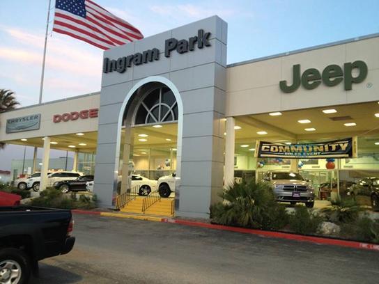 ipac chrysler jeep dodge ram san antonio tx 78238 4111 car dealership and auto financing. Black Bedroom Furniture Sets. Home Design Ideas