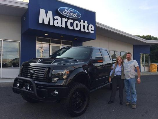 Marcotte Ford Used Cars
