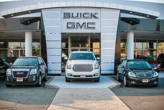 Miller Buick GMC Woodbridge NJ Car Dealership And Auto - Buick dealership nj