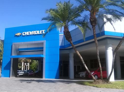 Lou Bachrodt Chevy >> Lou Bachrodt Chevrolet : Coconut Creek, FL 33073 Car ...