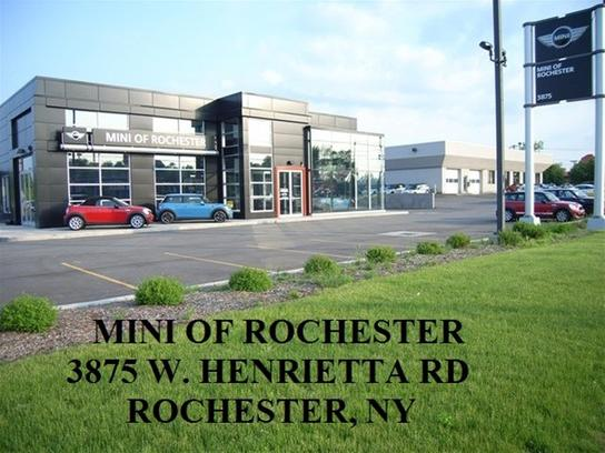 MINI of Rochester 3