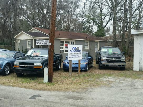 Matrix Auto Sales LLC