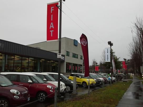 Car Pros FIAT and Alfa Romeo of Seattle 1